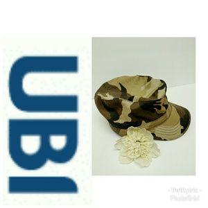 UBI-Camo Military Hat